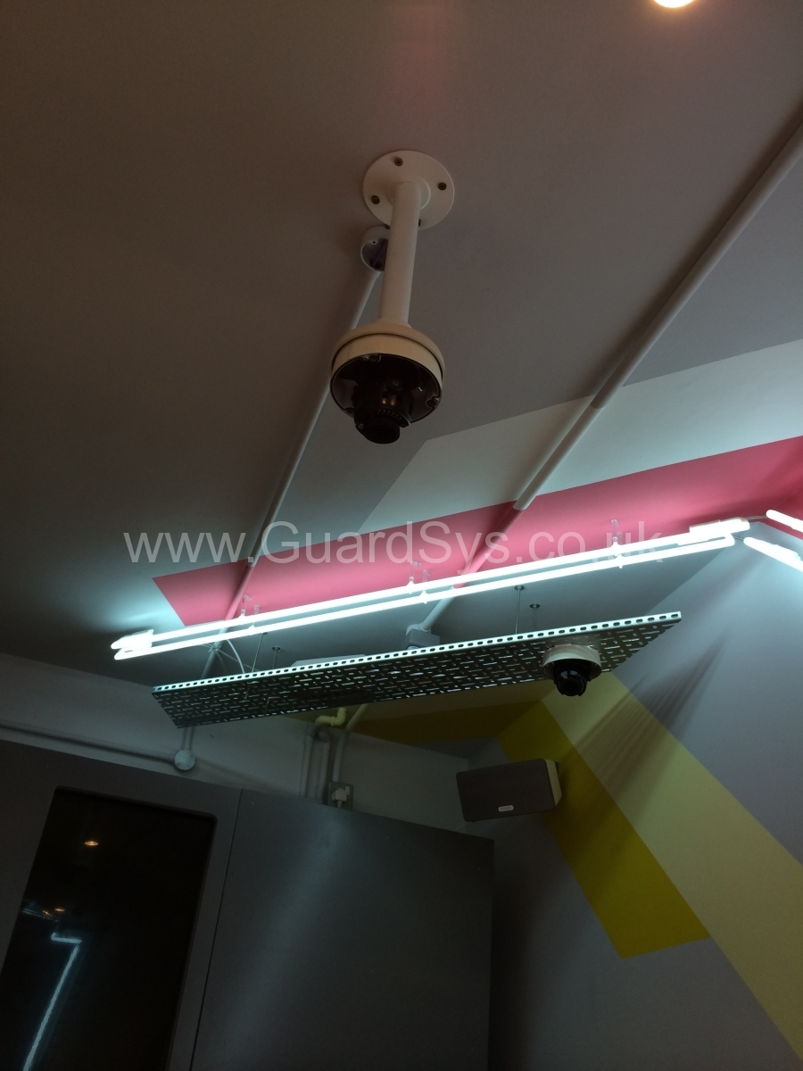 Commercial 720P CCTV System